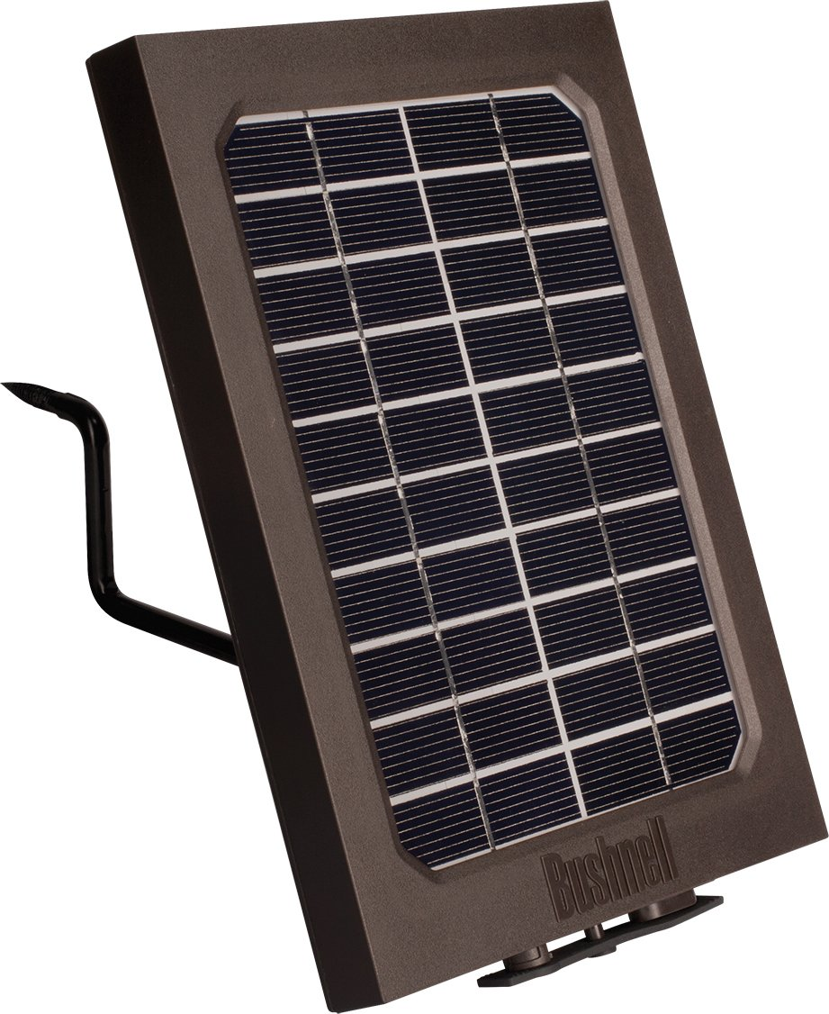 Bushnell 119656C Trophy Cam HD Brown Solar Panel Clam by Bushnell