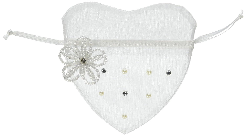 Set of 6 FA112 BR Mini Lillian Rose Bride Bag Favor