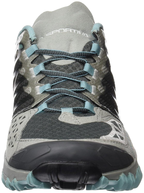 La Sportiva Women's B00NGPXYKE Bushido Trail Running Shoe B00NGPXYKE Women's 37.5 M EU|Ice Blue/Grey 610b78