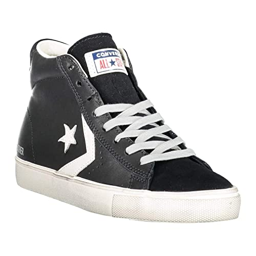 converse lifestyle pro leather mid donna