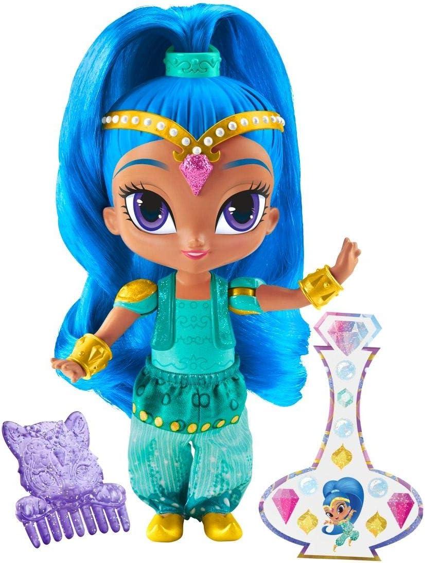 Amazon.es: Mattel - DLH57 Shimmer & Shine Muñeca Shine con ...