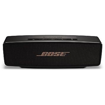 bose bluetooth speakers amazon. bose soundlink mini ii bluetooth speaker limited edition ( triple black) speakers amazon s