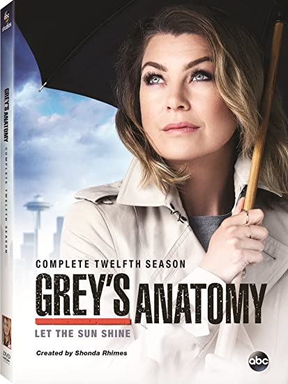 Amazon.in: Buy Grey\'s Anatomy: The Complete Twelfth Season DVD, Blu ...