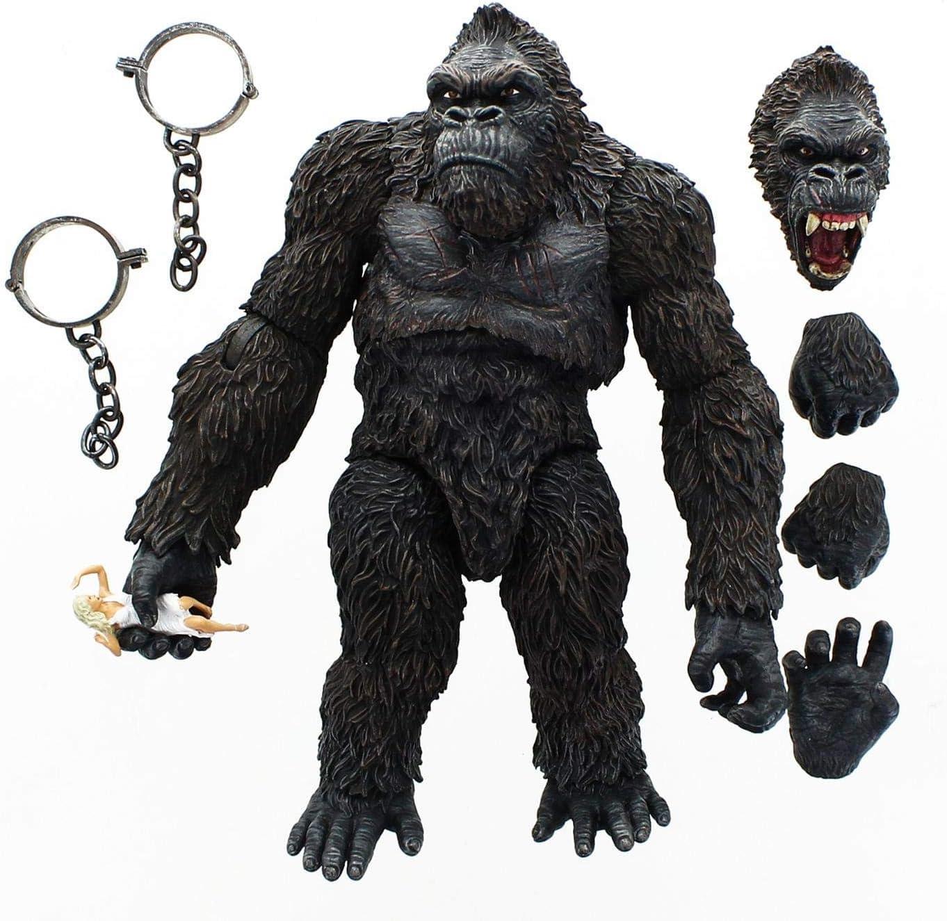 Figura de acción Mezco Toys King Kong of Skull Island 7