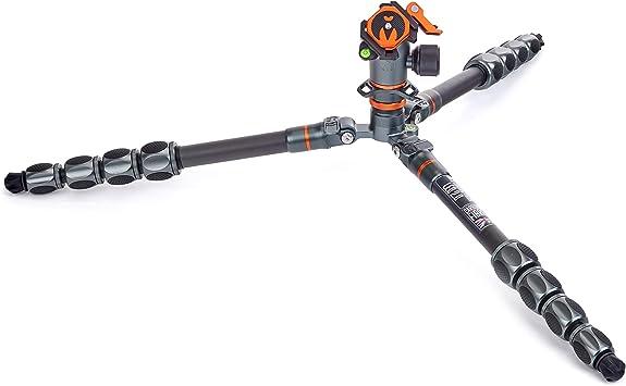 3 Legged Thing Pro 2 0 Leo Grau Ultrakompaktes Kamera