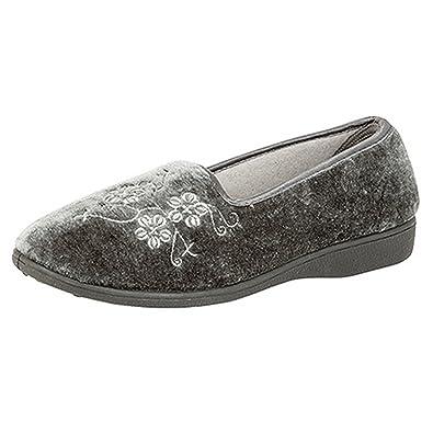 72f66be42950d Zedzzz Jenny - Chaussons - Femme: Amazon.fr: Chaussures et Sacs