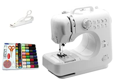 Michley Lil' Sew & Sew LSS-505 Combo Mini Sewing Machine