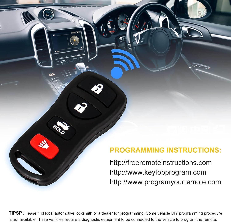 Motors Anti-Theft futurepost.co.nz Pilida Keyless Entry Remote ...