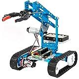 Makeblock DIY Ultimate Robot Kit - Premium Quality - 10-in-1 Robot - STEM Education - Arduino - Scratch 2.0 - Programmable Ro