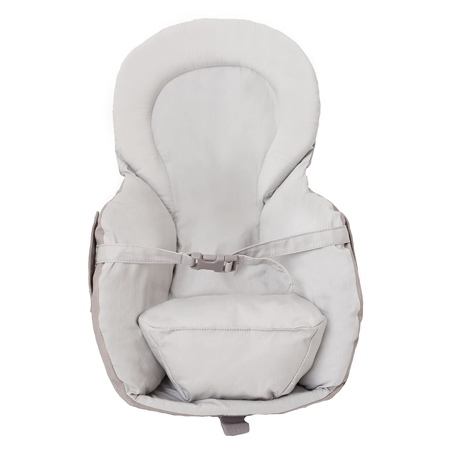 LÍLLÉbaby Infant Insert, Grey - Ergonomic Insert with Removeable Pillow for Baby Carrier LILLEbaby ASC-LL-101