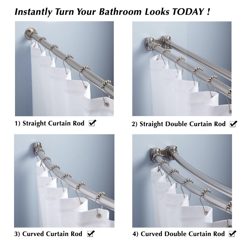 nikkouware Shower Curtain Rings