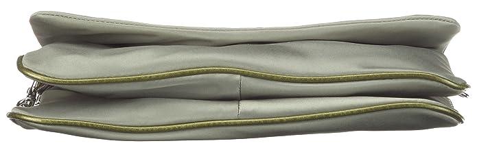Kathy Van Zeeland - Cartera de mano para mujer, color verde, talla onesize: Amazon.es: Zapatos y complementos