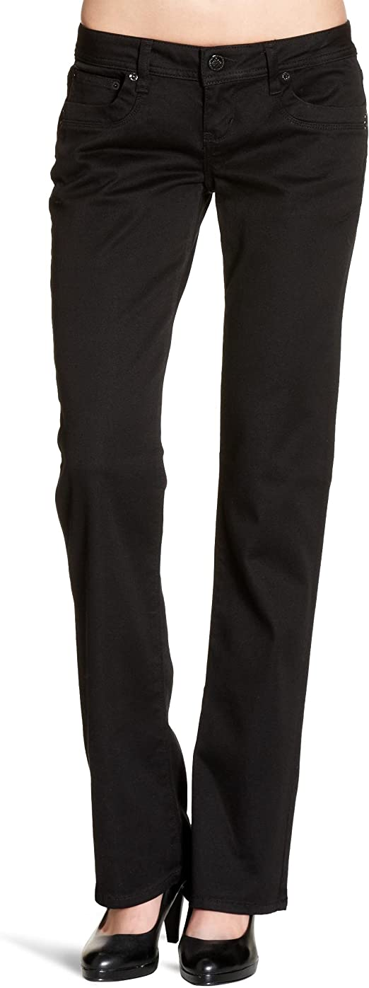 LTB Jeans Valerie, Vaqueros Corte de Bota para Mujer, Negro (Black Wash 200), W29/L32