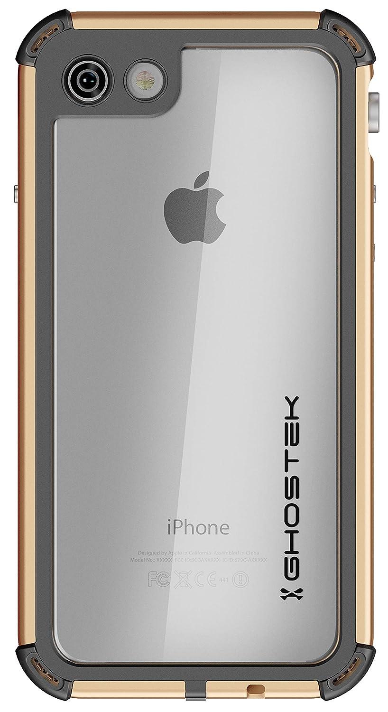 online store 37e70 6b297 iPhone 7 Waterproof Case, Ghostek Atomic 3 Series for Apple iPhone 7 |  Underwater | Shockproof | Dirt-proof | Snow-proof | Aluminum Frame |  Adventure ...
