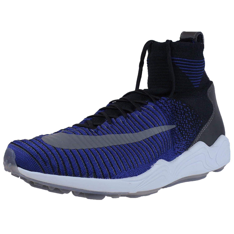 NIKE Zoom Mercurial Xi Fk Mens Hi Top Trainers 844626 Sneakers Shoes B01N7F8QH1 9 D(M) US|Black/Dark Grey