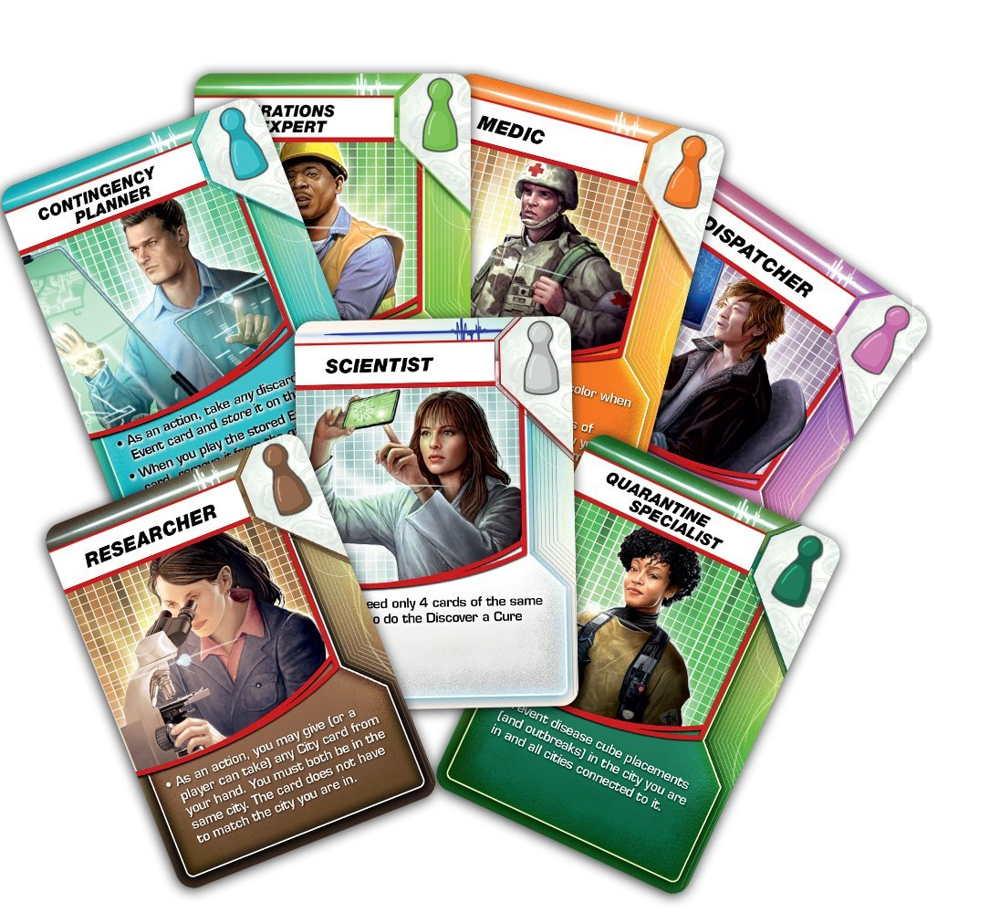 Pandemic by Z-Man Games (Image #1)