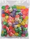 Old-Fashioned Gummi Spice Drops Candy, 1 Lb. Bag