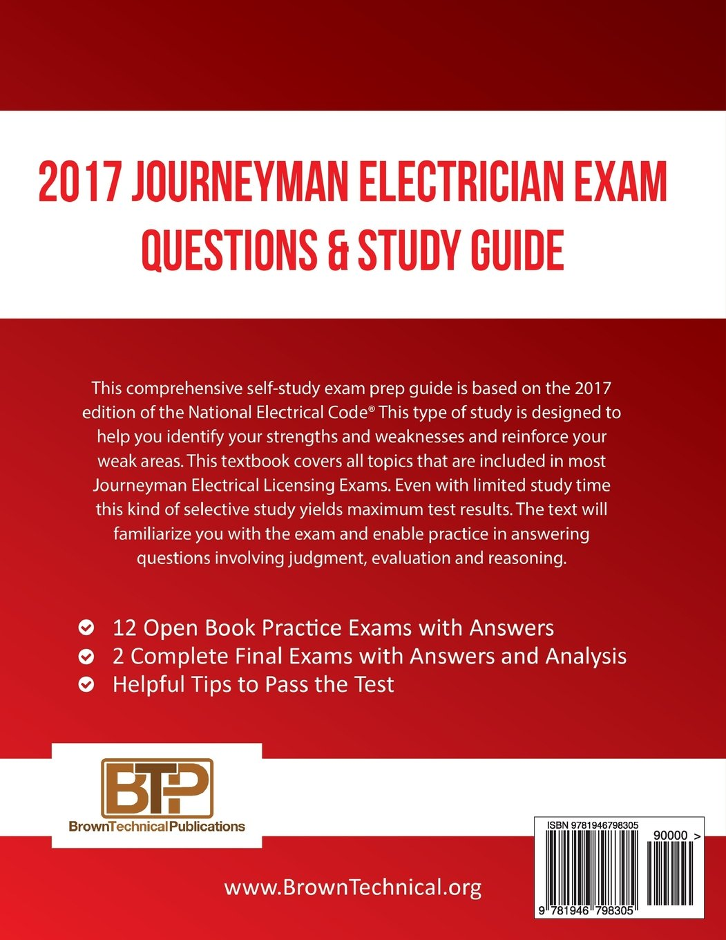Colorado 2017 Journeyman Electrician Study Guide: Ray Holder, Brown  Technical Publications: 9781946798305: Amazon.com: Books