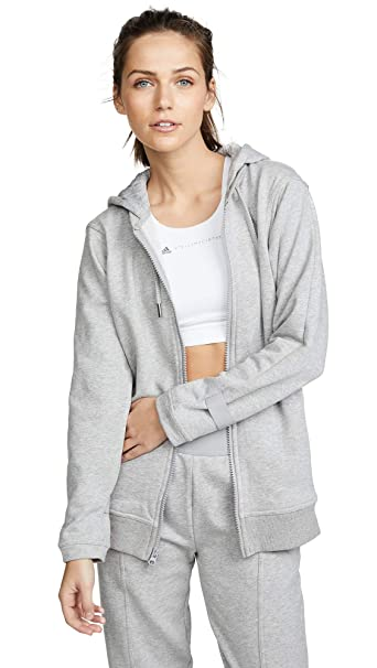 Amazon.com: adidas by Stella McCartney Ess - Sudadera con ...