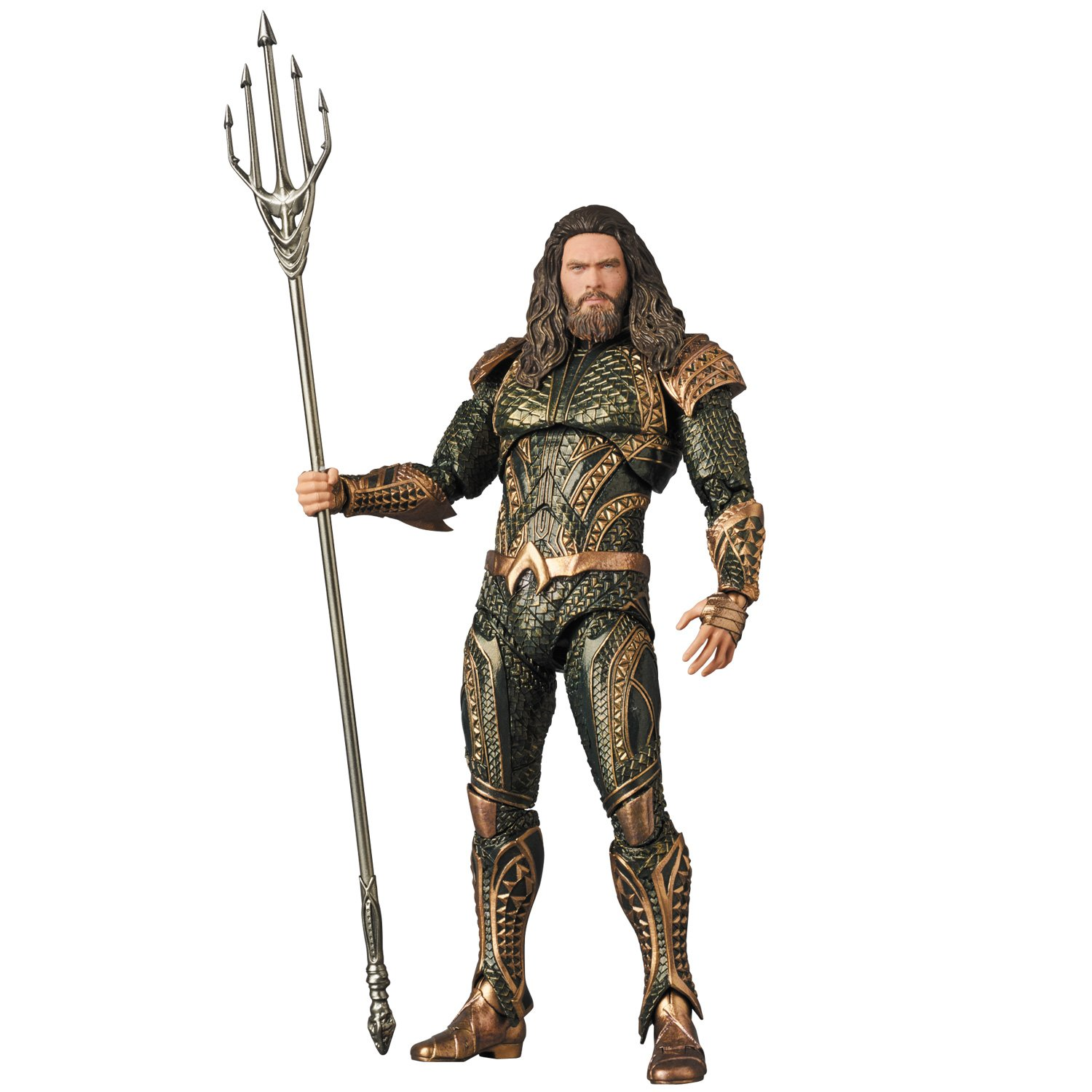 Medicom Justice League: Aquaman Maf Ex Figure by Medicom