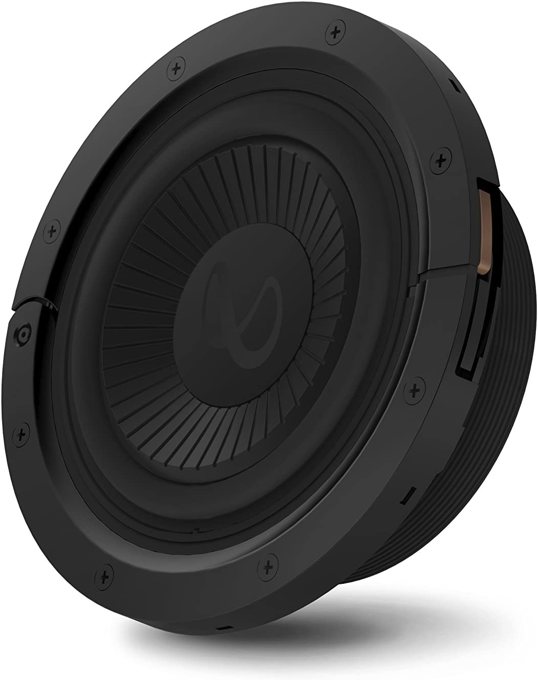 Infinity REF-FLEX8D Reference 8 Inch Universal Fit Dual Voice Coil subwoofer