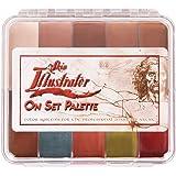 PPI Skin Illustrator On Set Flesh Tone Makeup Palette