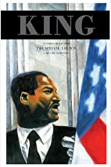 King: A Comics Biography, Special Edition Hardcover