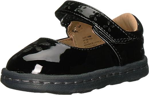 حذاء مسطح للأطفال الصغار براق من هانا أندرسون