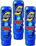 Coppertone Sport Sunscreen Lotion, SPF 15, 8-Ounce
