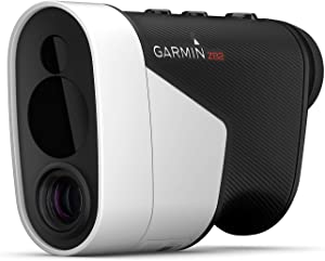 """Garmin Approach Z82, Golf GPS Laser Range Finder, Accuracy Within 10"""" of The Flag, 2-D Course Overlays"""