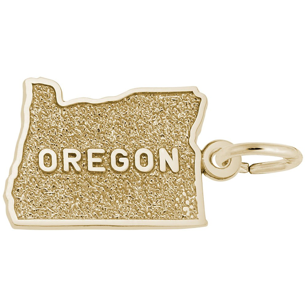 Oregon,Engravable Rembrandt Charms
