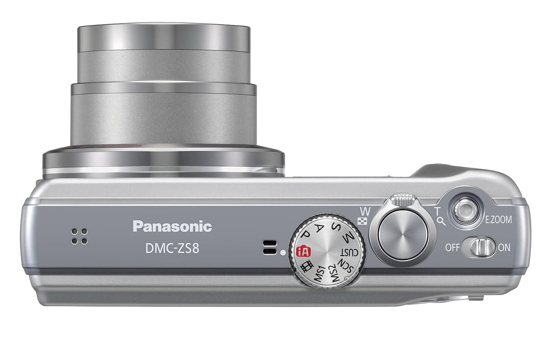 amazon com panasonic lumix dmc zs8 14 1 mp digital camera with 16x rh amazon com panasonic lumix dmc zs8 instruction manual panasonic lumix dmc zs8 owners manual