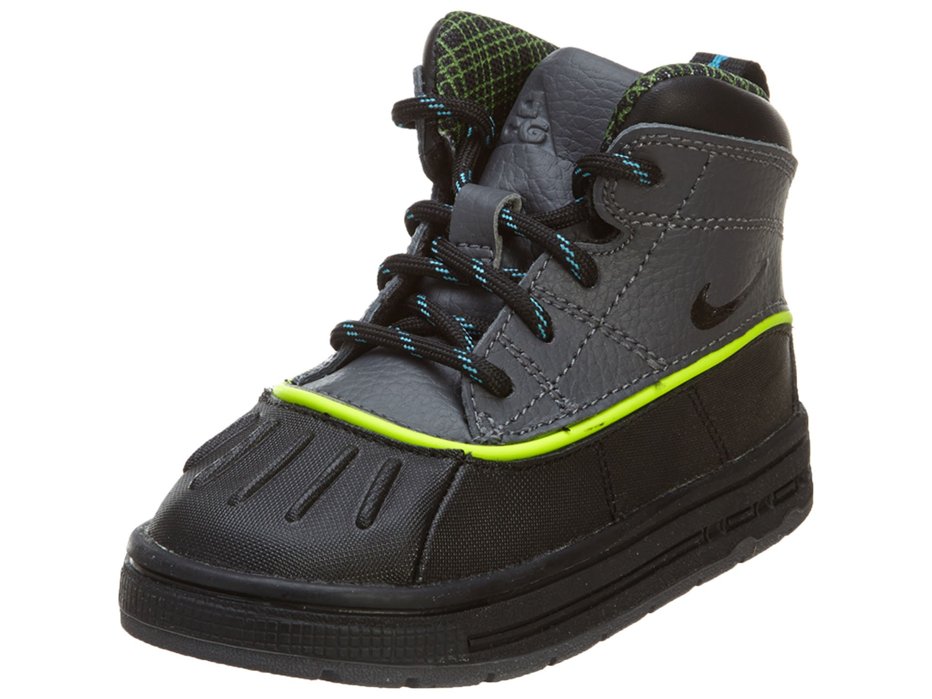 Nike Woodside 2 High (Td) Toddlers Boys/Girls Style: 524874-002 Size: 4 by Nike (Image #1)