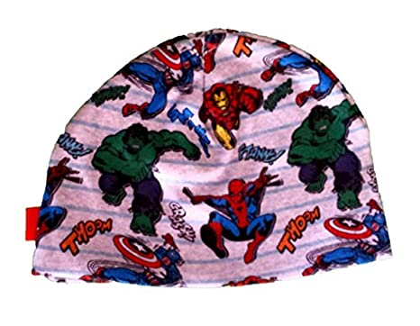 Marvel Avengers Baby Infant Hat Beanie 91d1eac3813