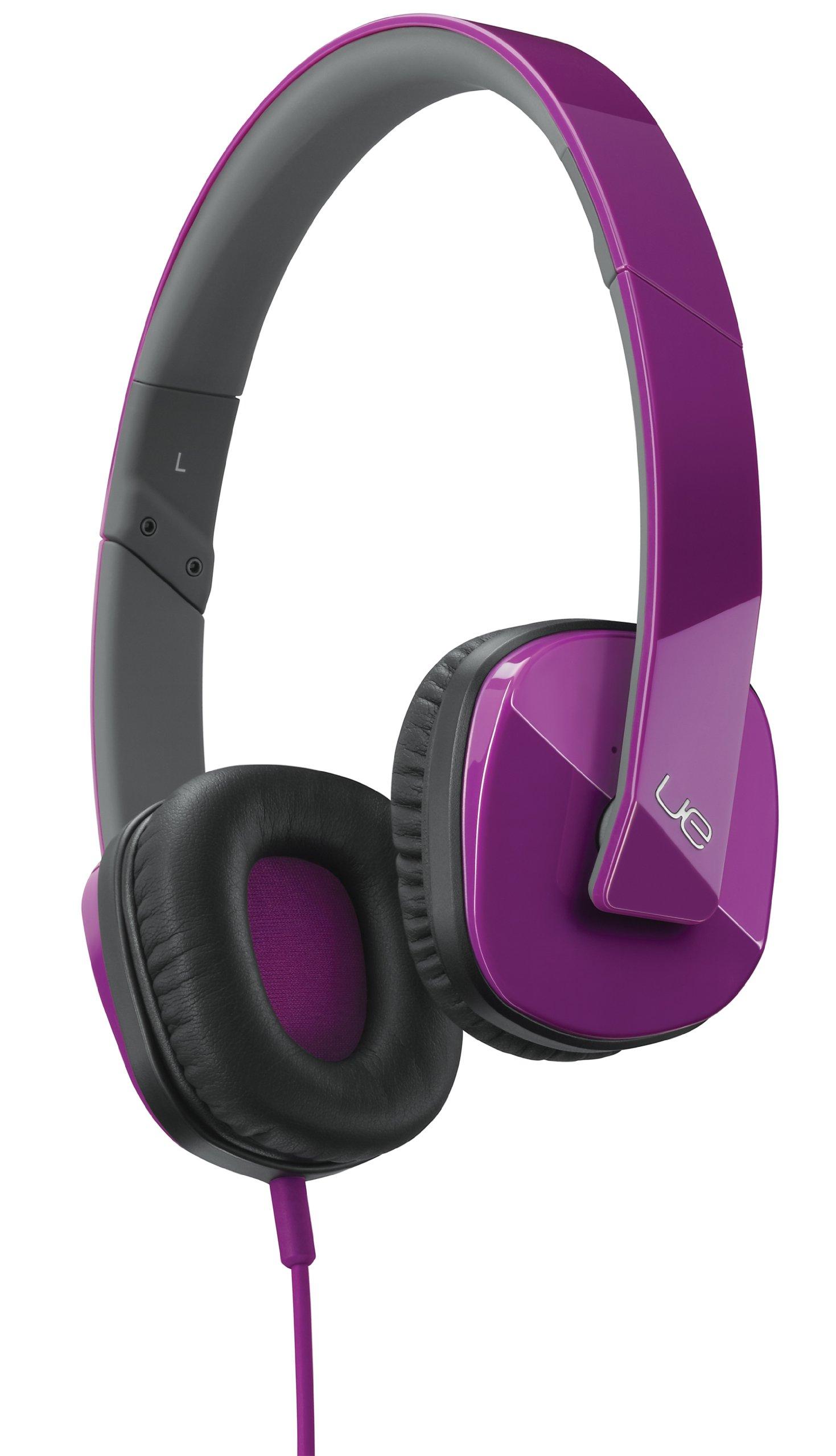 Logitech 982-000074 UE 4000 Headphones - Purple (Discontinued by Manufacturer)