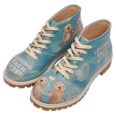 sale retailer e6e43 5f429 DOGO Short Boots - Loving Each Otter 38: Amazon.de: Schuhe ...