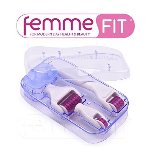 6 opinioni per Kit esclusivo derma roller 4 in 1 – fantastico strumento anti-invecchiamento per