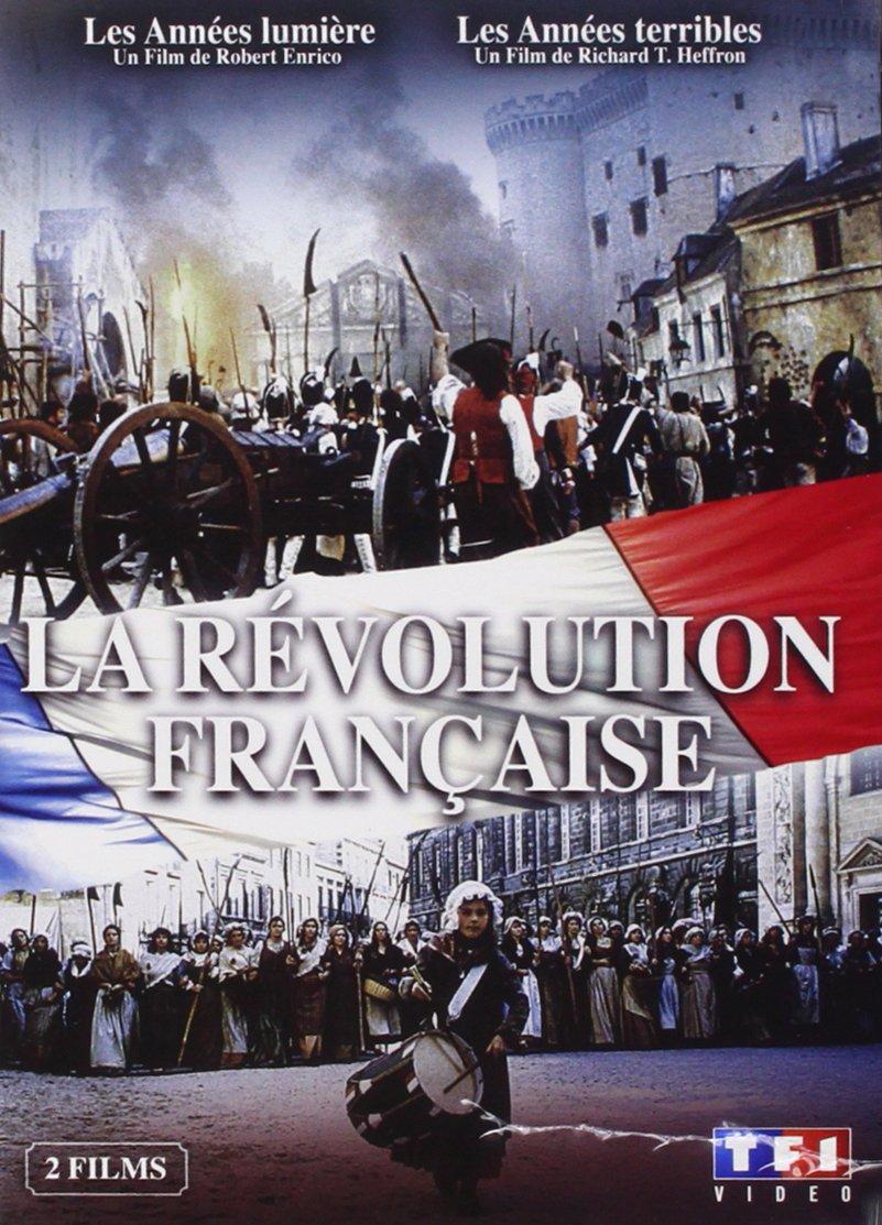 La révolution française  Les années lumière  partie 1-2 Les années terribles partie 1-2