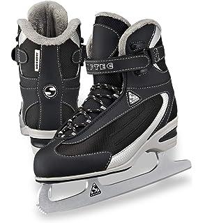 67065ba615989 Amazon.com : Lake Placid Summit Girls Adjustable Ice Skate : Sports ...