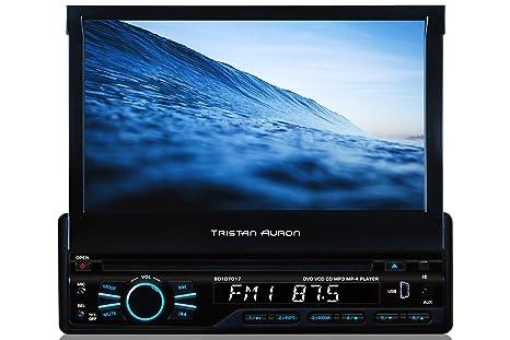 Tristan Auron BT1D7007ASistema de radio para coche, pantalla táctil de 7