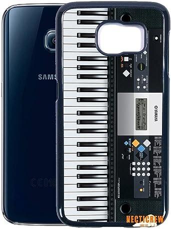Teclado de Piano Samsung Galaxy S7 Caso Personalizado TPU ...
