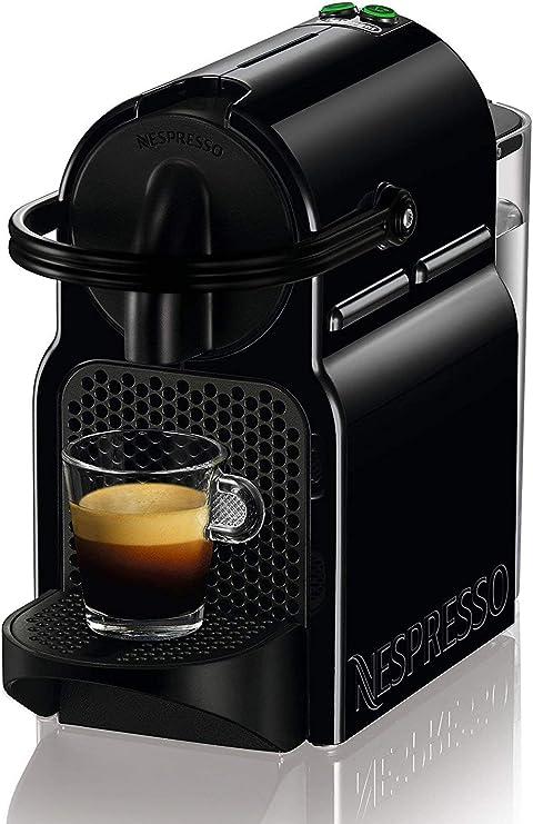 Amazon.com: Delonghi - Cafetera Inissia Nespresso, color ...