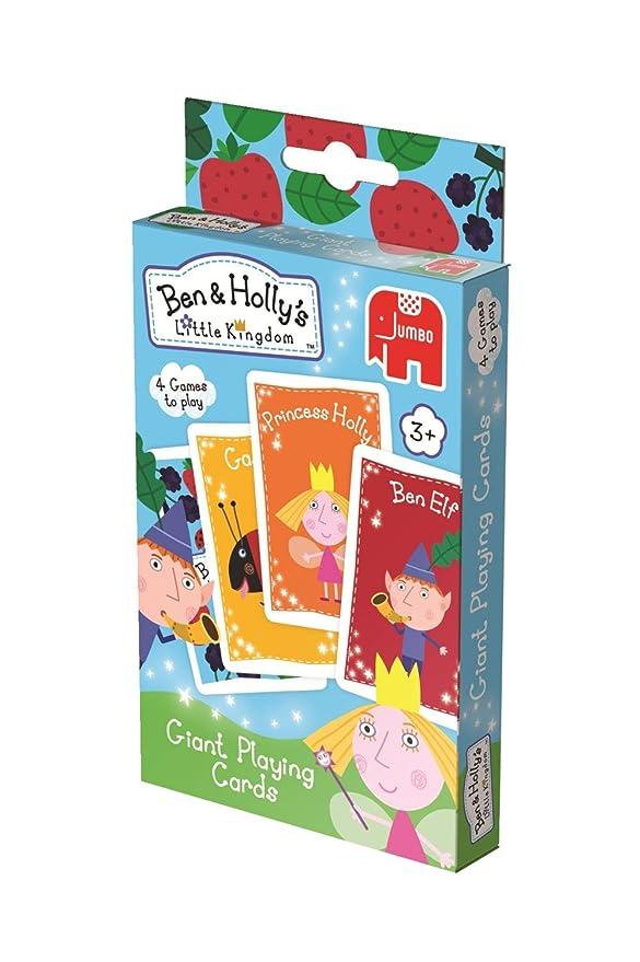 Amazon.com: Ben & Holly s Little Kingdom Juego de naipes ...