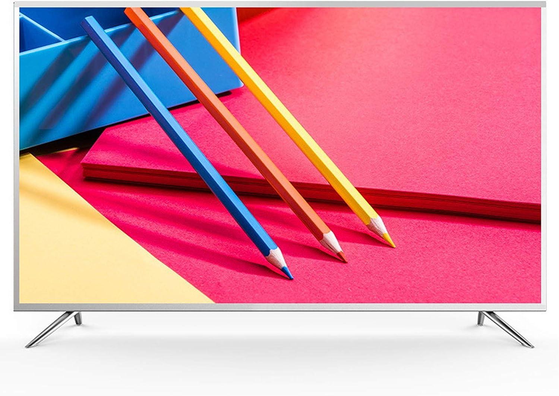 YILANJUN TV por Internet - Televisor HD (Pantalla Comercial de 32/42/50/55/60 Pulgadas) [WiFi Incorporado, con Múltiples Interfaces, Compatible con Múltiples Dispositivos]