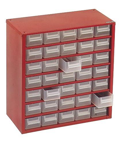 Cogex 62213 - Cajonera de herramientas (35 cajones)