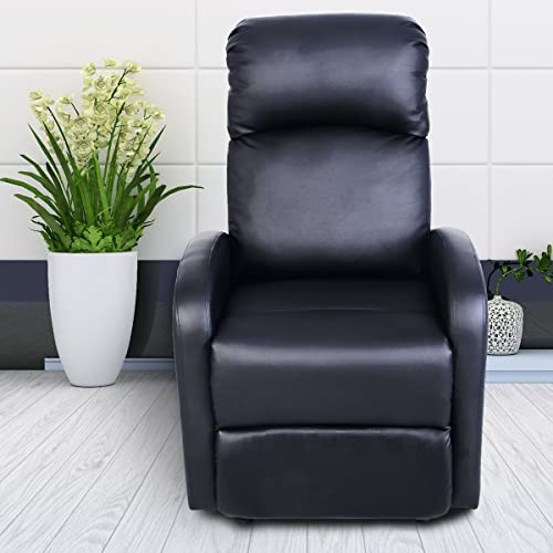Giantex narrow recliner