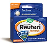 Nature's Way Primadophilus Reuteri Pearls, 60 Count (Packaging May Vary)