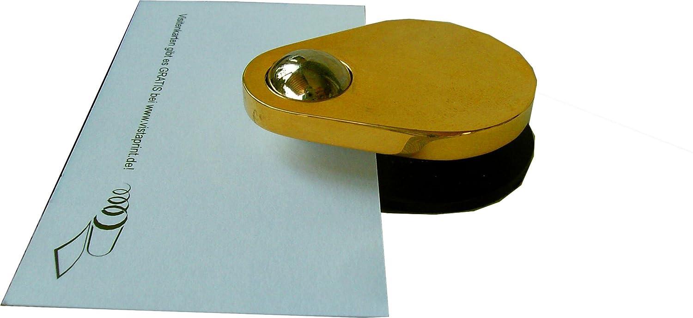 Artline Evit Bp538 Notiz Halter Zettel Clip Schwarz Gold