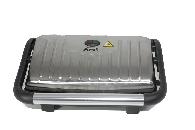 Kontaktgrill Elektrogrill Tisch Panini Grill Sandwich Maker Toaster 1000 W Neu amara-global