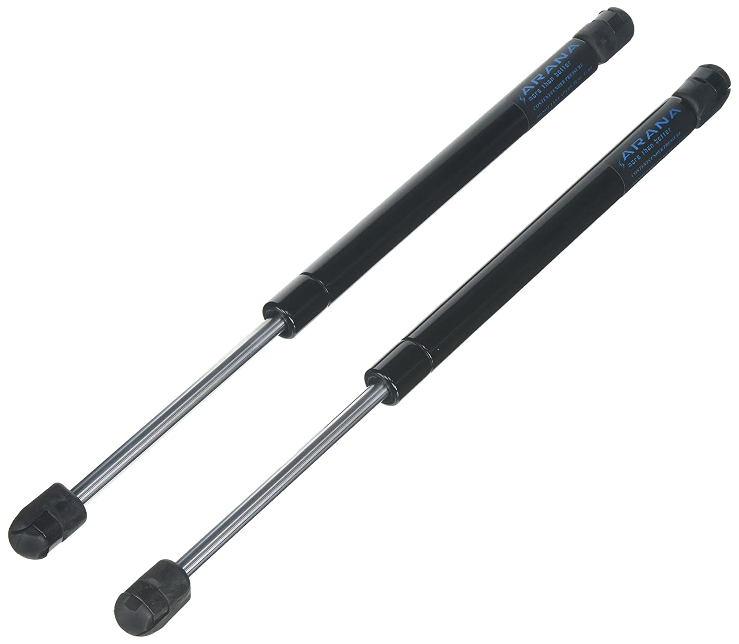 Qty 2 Lexus Es300 1997 To 2001 Toyota Camry 1998 1999 Fuel Filter Location 2000 Hood Lift Supports Struts Automotive